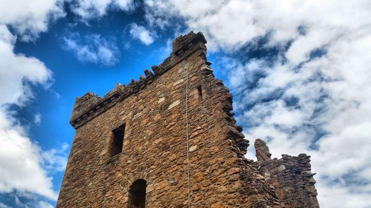Urquhart Tower