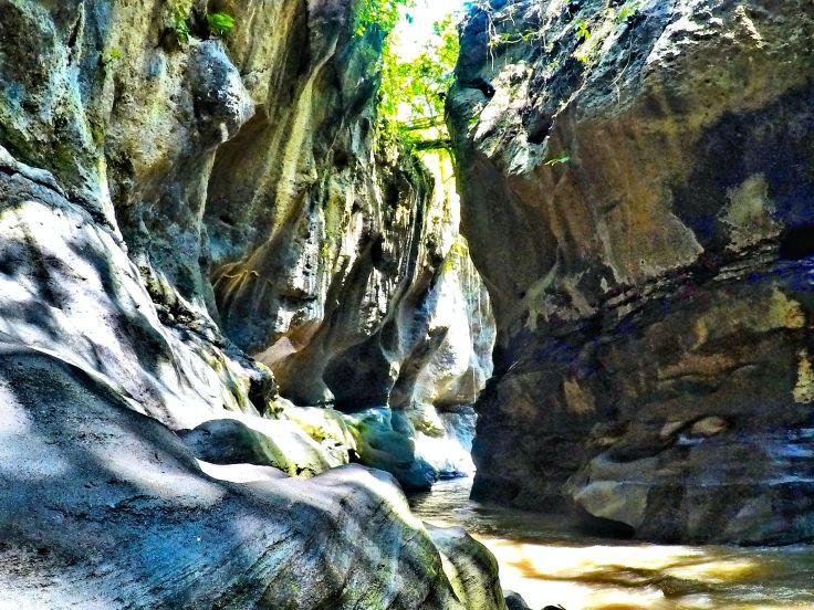 Sukawati, Hidden Canyon, Bali, Indonesia